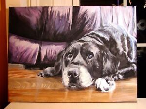Customized Paintings and Pencil Portraits
