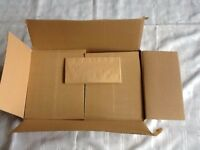 Box of 1000 Manilla Envelopes DL 110mm x 220mm All new and unused