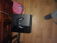 sony ps4 1 controller 1 tb good condition not used much £120