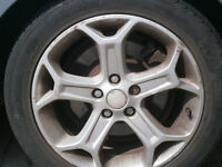 "07 17"" Ford Mondeo alloy wheel"