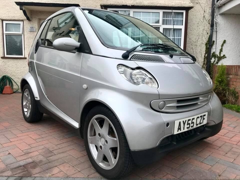 2005 Smart Fortwo Convertible Cabrio In Slough Berkshire Gumtree