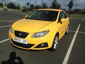 Seat Ibiza Cat D Nearly new 1.6 sport