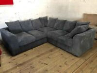 🏮BEST SALE OFFER🏮LIVERPOOL JUMBO CORD CORNER AND 3+2 SEATER SOFA SET 🏮AVAILABLE NOW🏮
