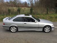 BMW 1.9 Twincam 318IS IS M44 M Sport 1997 E36 Coupe M3 3 Series Z3 E30 Automatic May PX Swap Trade for sale  Lisburn Road, Belfast