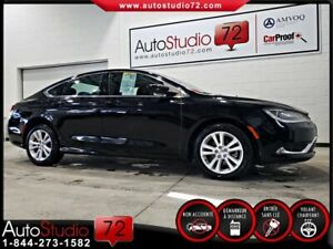 Chrysler 200 Limited **MAGS**TOIT**CAM RECUL**PUSH START**