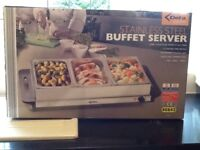 Stainless steel Buffet Server/Warming Tray