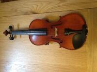 For Sale Antiqued Westbury Violin