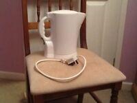 Low wattage electric jug kettle,