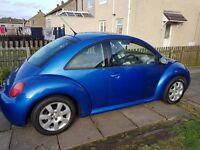 Beetle 1.8turbo 20v *price dropped* and updated please read