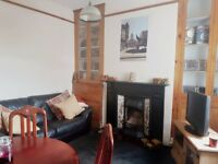 Large Double Room Furnished in Lovely Terrace Home in Center of Stafford