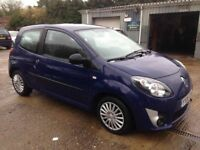 ** NEWTON CARS ** 08 RENAULT TWINGO 1.1 EXTREME 60, 3 DOOR, GOOD COND, 64,000 MLS, MOT AUG 2018