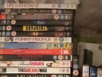 Box DVDs & pc games