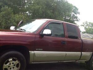 2000 Chevy truck