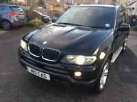 BMW X5 DIESEL 3.0 AUTOMATIC MOT 04/2018 TAX READY TO DRIVE CHEAP TO RUN DIESEL