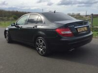 2013 Mercedes c220cdi auto full leather sat nav or swaps for something fast can add cash