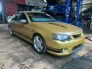 Wrecking Ford FPV GT GTP F6 Pursuit XR6 XR8 BA BF FG FGX | Wrecking
