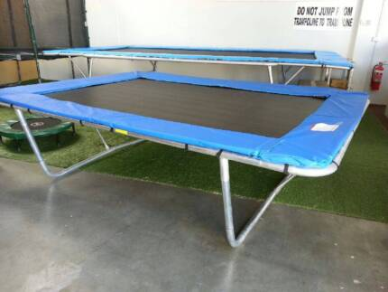 Rectangle Action Family Trampoline 3m x 2.1m