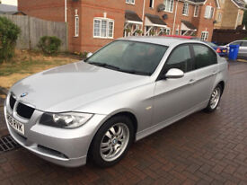 2006 BMW 3 Series 2.0 320d ES 4dr, 2 OWNERS, 12 MONTHS MOT, ONLY 70K FULL SERVICE HISTORY