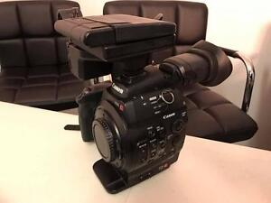 Canon C300 with DAF