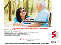Registered Practical Nurses (RPNs)