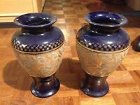 Royal Doulton Vases