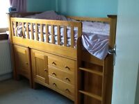 M&S Cabin Bed (Hastings Sleepstation)