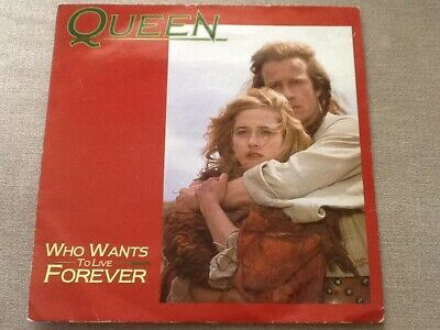 Queen 7in single Who Wants To Live Forever/Killer Queen  - p/s offers invited
