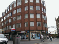 SUPERIOR AIR-CON OFFICES TO LET IN PRIME LOCATION IN LEICESTER CITY CENTRE