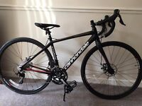 Ladies Road Bike: Cannondale Synapse 105