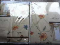 """Curtains – 46"""" Wide x 72"""" Long - Brand New"""