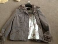 Size 14 Ladies Jacket by Principles (Preowned)