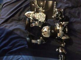 Robosapien Chrome Robot £35