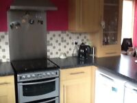 Kitchen units and worktops