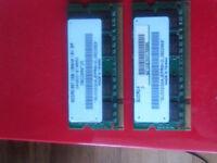 4GB Ram DDR2 667