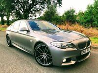 2013 BMW 520d M-Sport Auto ****FINANCE AVAILABLE****
