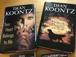 Dean Koontz books Kitchener / Waterloo Kitchener Area image 3