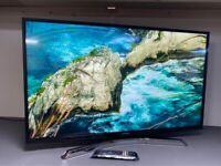 """Hitachi 43"""" 1080p Full HD LED Smart TV"""