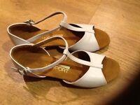 Latin Dance Shoes size 2 .. Dance Crazy