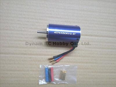 TOMCAT 1:8 Car Brushless Motor 4-Pole 1050KV 3.5T TC-CAR-407