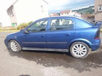 Astra sport for spares or scrap free to take away