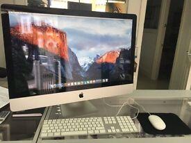Apple iMac 27'' (mid 2011) - sellers refurbished