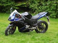 Derbi GPR50 geared motorbike/moped