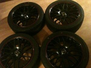 4x100 MSR Rims Stratford Kitchener Area image 1