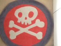 Single duvet set-pirates