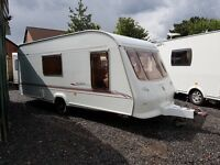Elddis Magnum 524 4 berth caravan 2002 light to tow VGC, BARGAIN !