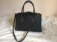 Black H&M tote bag