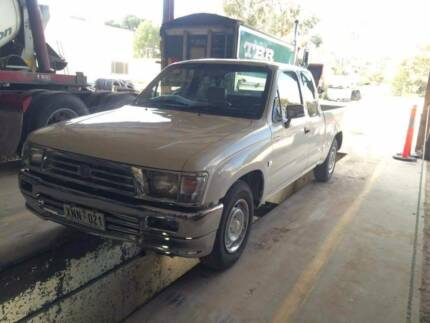 2001 XtraCab Toyota Hilux/lolux 2wd Truro Mid Murray Preview