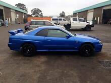 R34 Nissan Skyline 25GT (Non Turbo) Manual Coupe Horningsea Park Liverpool Area Preview