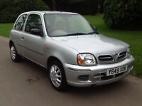 Nissan micra 998 cc. 3/door. Drives all good. 9. Months mot