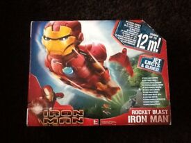 Iron Man Rocket Blast